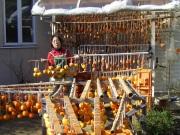 毎年手づくりで今では干し柿名人?です!